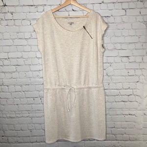 Halogen Oatmeal Shirt Dress XL